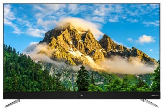 Телевизор LED 49 TCL L49C2US серебристый 3840x2160 60 Гц Wi-Fi USB RJ-45 led телевизор tcl led20d2710