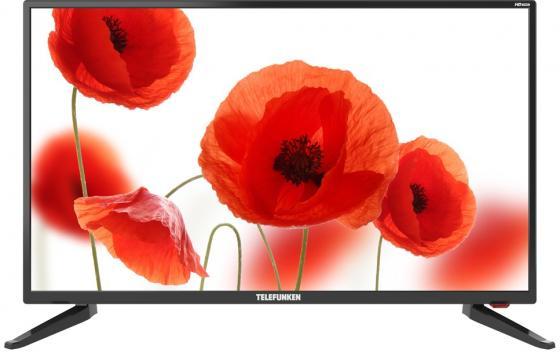 Телевизор LED 32 Telefunken TF-LED32S65T2 черный 1366x768 50 Гц VGA HDMI USB