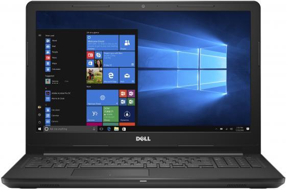 Ноутбук DELL Inspiron 3576 15.6 1920x1080 Intel Core i5-8250U 1 Tb 4Gb AMD Radeon 520 2048 Мб серый Windows 10 Home 3576-2112 ноутбук dell inspiron 7577 7577 5457
