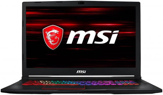 Ноутбук MSI 9S7-17C512-098 ноутбук msi gs43vr 7re 089ru 9s7 14a332 089 9s7 14a332 089
