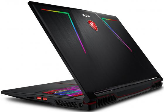 Ноутбук MSI GE73 8RF-096XRU Raider RGB Edition 17.3 1920x1080 Intel Core i7-8750H 1 Tb 16Gb Bluetooth 5.0 — 8192 Мб черный DOS 9S7-17C512-096 msi original zh77a g43 motherboard ddr3 lga 1155 for i3 i5 i7 cpu 32gb usb3 0 sata3 h77 motherboard
