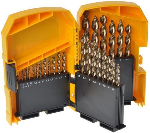 Набор сверл DeWALT DT7926-XJ по металлу EXTREME DEWALT® 2 HSS-G, (29шт.) в боксе Midisafe набор сверл dewalt dt4904 qz 2 шт по металлу