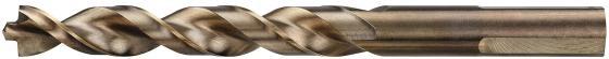 Сверло DEWALT DT4922-QZ Ф3.3х65х36мм по металлу INDUSTRIAL COBALT 8% 10шт сверло по металлу cobalt 8% 5 5х93х52 мм dewalt dt4907