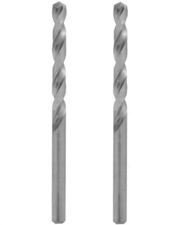 Сверло VIRA 551033 по металлу 2шт 3.3мм ножовка по металлу vira 30 см 801010