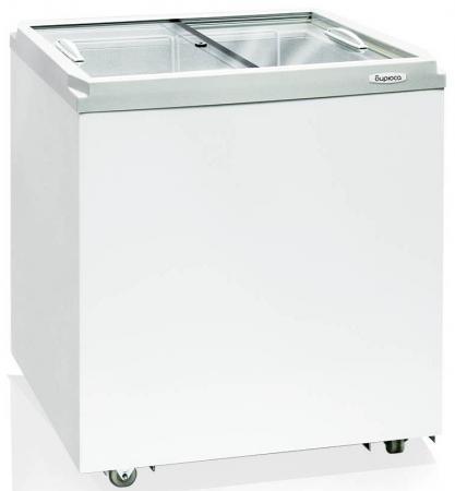 Морозильный ларь Бирюса Б-200VZ белый морозильный ларь бирюса 355vk
