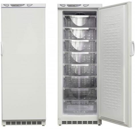Морозильный ларь Саратов 175 (МКШ-250) белый морозильник саратов 175 мкш 250