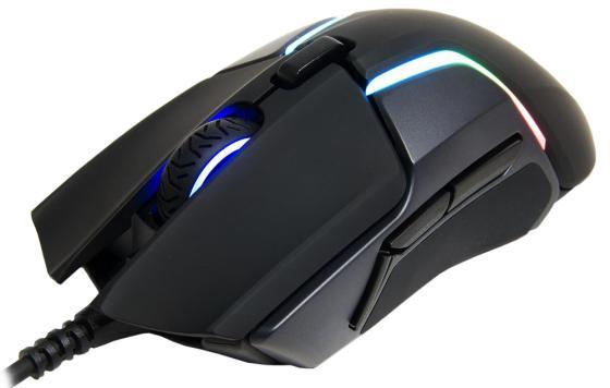лучшая цена Мышь проводная Steelseries Rival 600 чёрный USB