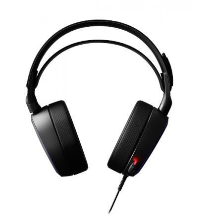 Игровая гарнитура проводная Steelseries Arctis Pro черный цена