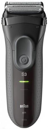 Бритва Braun Series 3 Shave&Style 3000BT чёрный 3000BT бритва braun series 3 3050cc красный чёрный