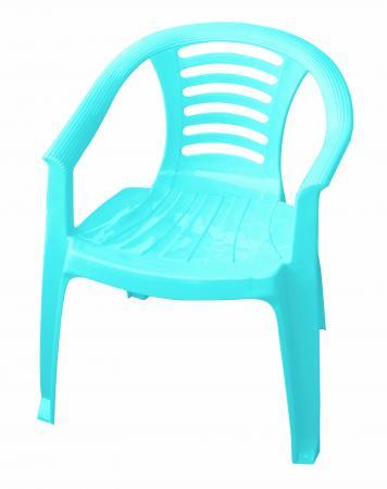 Стульчик PalPlay Стульчик детский со спинкой 332/blue детский стульчик hoba life