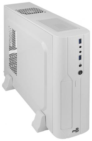 Корпус microATX Aerocool Cs-101 400 Вт белый