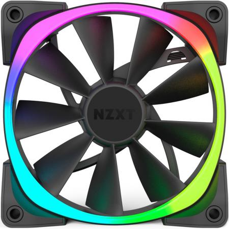 Вентилятор NZXT Aer RGB 140 3 IN 1 RF-AR140-T1 140x140x25mm 500-1500rpm проектор sim2 lumis 20 t1 black