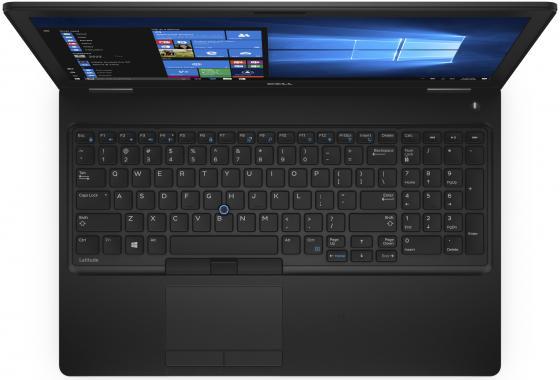 Ноутбук Dell 5580-4907