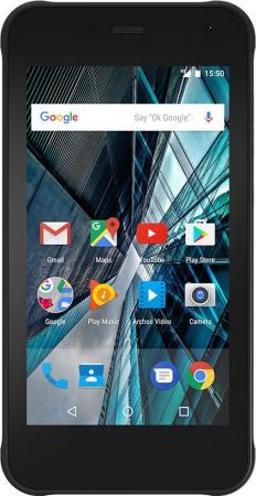 Смартфон ARCHOS Sense 47 X черный 4.7 16 Гб LTE Wi-Fi GPS 3G 503489 смартфон meizu m5 note серебристый 5 5 32 гб lte wi fi gps 3g