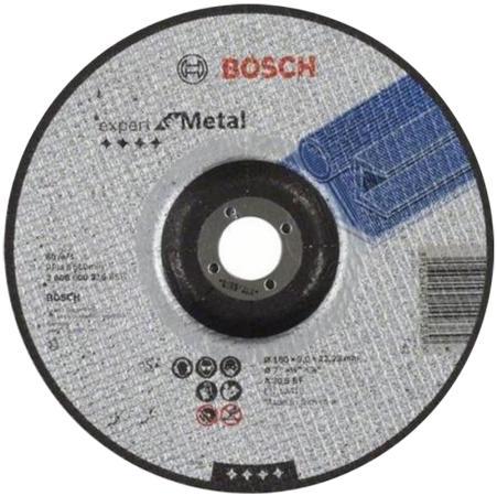 Отрезной круг Bosch 180х3мм 2608600316 отрезной круг bosch 355х25 4мм 2608601238