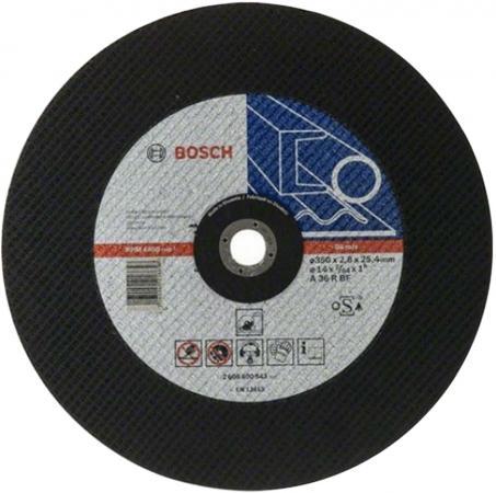 Отрезной круг Bosch 355х2.8х25.4мм 2608600543 отрезной круг bosch 355х25 4мм 2608601238