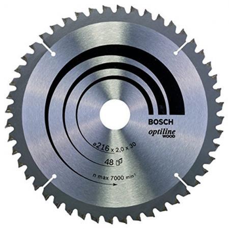 Пильный диск Bosch STD WO 216x30-48T 2608640432 газовая варочная панель ardesia sl 64 gx