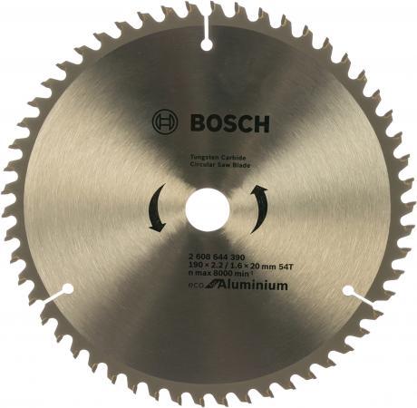 Пильный диск Bosch ECO ALU/Multi 190x20/16-54T 2608644390