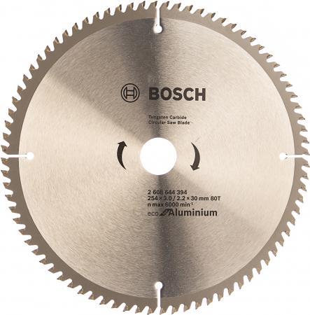 Пильный диск Bosch ECO ALU/Multi 254x30-80T 2608644394