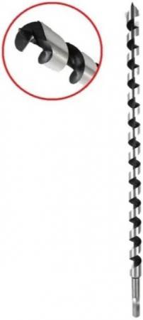 Сверло HAMMER Flex 202-212 DR WD AR 16мм*460/400мм дерево, спиральное сверло hammer flex 202 210 dr wd ar 12мм 460 400мм дерево спиральное