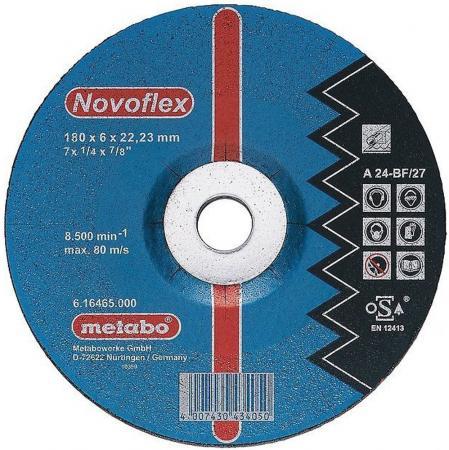 Круг обдирочный Metabo Novoflex SP125x6мм 617024000 цена