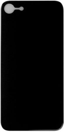 Защитное стекло 3D Perfeo PF_A4064 для iPhone 8 Plus 0.33 мм на заднюю панель черный epik защитное стекло ultra tempered glass 0 33mm h для iphone 5 5s на заднюю панель
