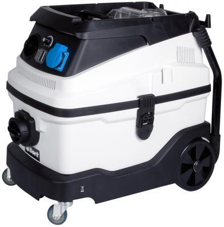 лучшая цена Промышленный пылесос BORT BSS-1630-Premium сухая влажная уборка чёрный белый