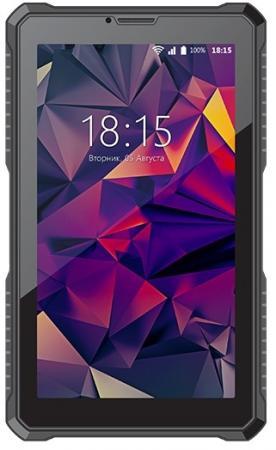 Планшет BQ BQ-7082G Armor 7 8Gb Black Print Wi-Fi 3G Bluetooth Android MCO00054435 Print7 планшет tesla neon color 7 0 3g 7 8gb синий wi fi 3g android neon 7 0 3g