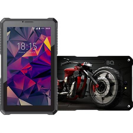 Планшет BQ BQ-7082G Armor 7 8Gb Black Print Wi-Fi 3G Bluetooth Android MCO00054429 Print10 планшет bq bq 7082g armor print11 spreadtrum sc7731c 1 2 ghz 1024mb 8gb wi fi 3g bluetooth gps cam 7 0 1024x600 android