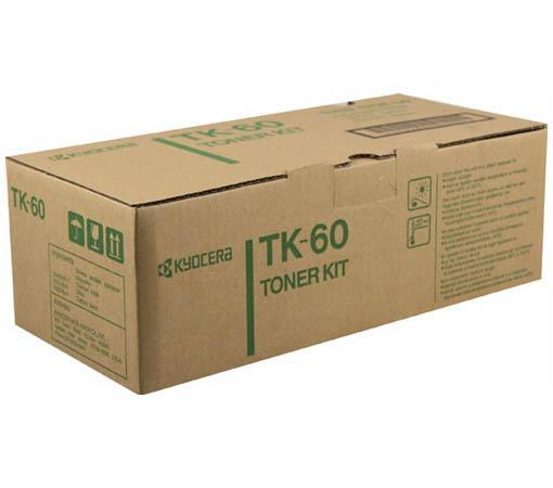 Картридж Kyocera TK-60 для FS-1800/1800+/3800 черный 20000стр