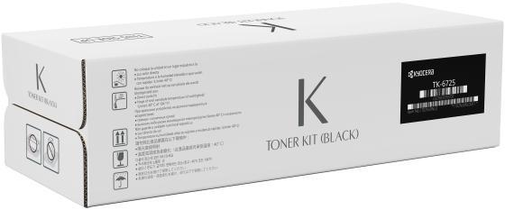 цена на Картридж Kyocera TK-6725 для TASKalfa7002i/8002i черный 70000стр