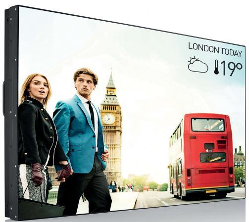 Телевизор LED 49 Philips BDL4988XL/00 черный 1920x1080 VGA DisplayPort RJ-45 RS-232C RCA телевизор philips 43bdl4050d 00 черный