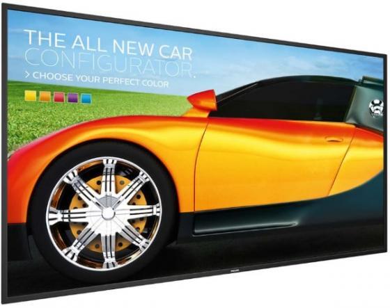 купить Плазменный телевизор 3D LED 65 Philips 65BDL3000Q/00 черный 1920x1080 50 Гц USB VGA 1 x DVI-D HDMI DisplayPort RCA RJ-45