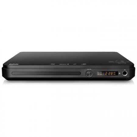 Проигрыватель DVD BBK DV033S серый dvd проигрыватель windows media