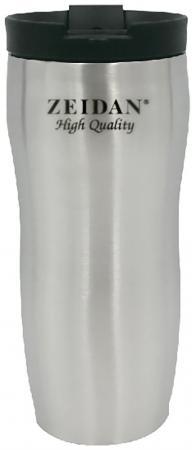Термокружка Zeidan Z-9054 0,45л серебристый