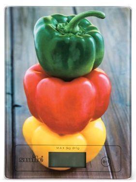 Весы кухонные Smile KSE 3269 рисунок