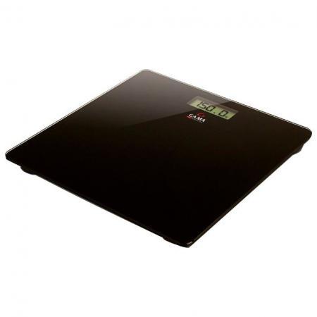 Весы напольные GA.MA GSC0201 SCG-430 Glass Electrinic Deluxe чёрный весы напольные ga ma gsc0301 scf 2000 body fat deluxe чёрный