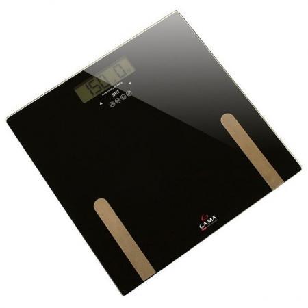 Весы напольные GA.MA GSC0301 SCF-2000 Body Fat Deluxe чёрный весы напольные ga ma gsc0301 scf 2000 body fat deluxe чёрный