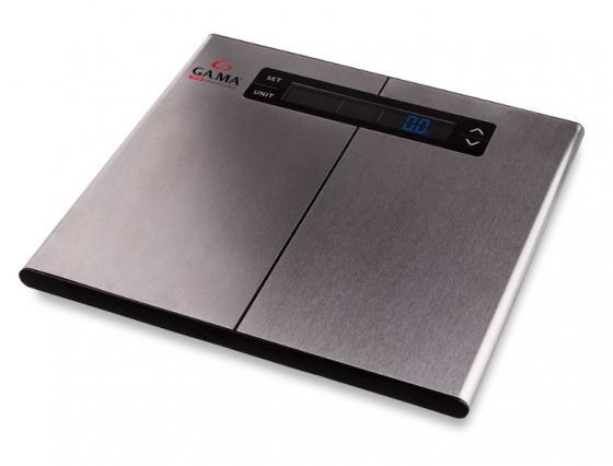 Весы напольные GA.MA GSC0302 SCF-5000 Sc Ac Med Gra Bat серебристый весы напольные sakura sa 5000 6