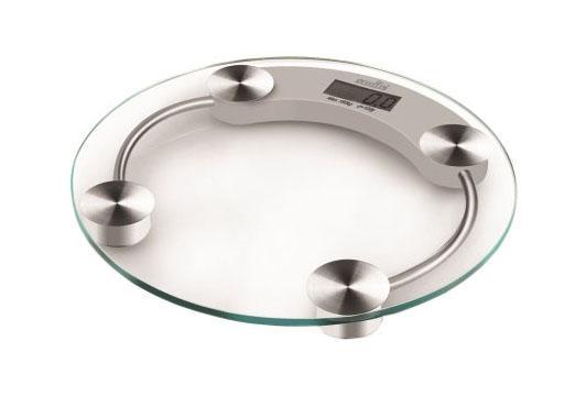 Весы напольные Smile PSE 3224 серый прозрачный весы напольные аксион вhе 32 прозрачный