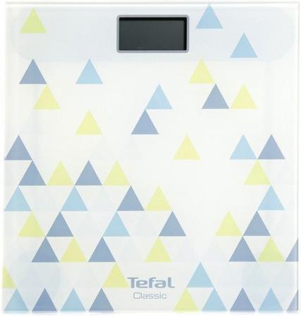 Весы напольные Tefal Classic PP1145V0 рисунок разноцветный весы напольные tefal pp1145v0