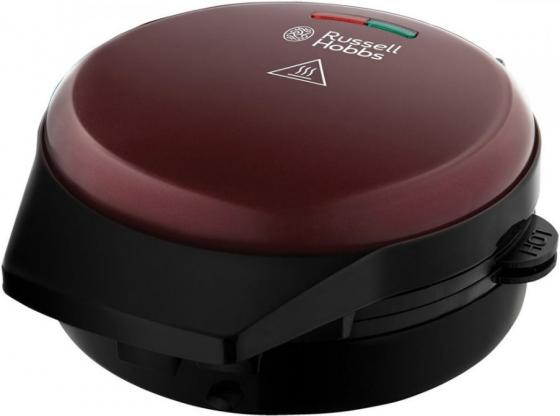 Вафельница Russell Hobbs 24620-56 Fiesta бордовый чёрный
