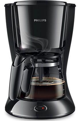 Кофеварка Philips HD7467/20 1000 Вт черный кофеварка philips hd7434 20