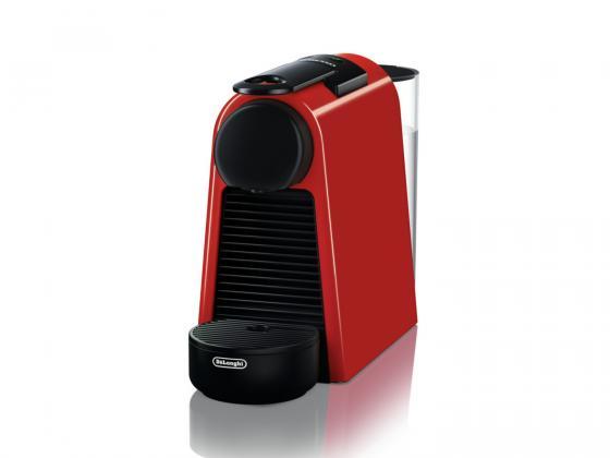 Кофемашина DeLonghi EN 85 R Nespresso 1150 Вт красный кофемашина капсульная delonghi en 125 s nespresso