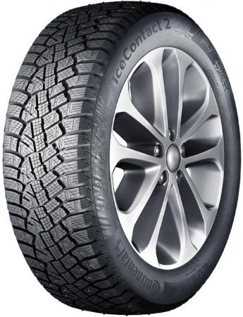 Шина Continental ContiIceContact 2 XL KD FR 235/45 R17 97T шина continental contivikingcontact 6 235 45 r17 97t