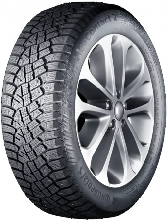 Шина Continental IceContact 215/50 R17 95T