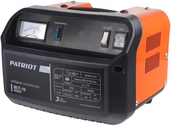 Заряднопредпусковое устройство PATRIOT BCT-15 Boost зарядное устройство для аккумулятора patriot bct 15 boost
