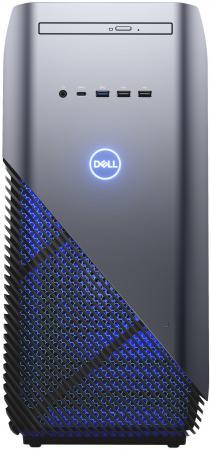 Системный блок DELL Inspiron 5680 Intel Core i5 8400 8 Гб 1Tb + 128 SSD GeForce GTX 1060 6144 Мб Windows 10 Home 5680-7222