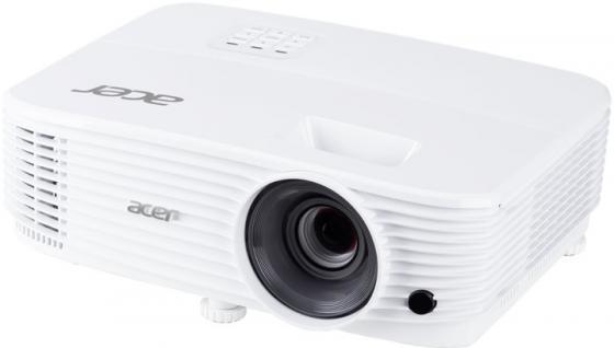 Проектор Acer P1350WB 1280x800 3700 люмен 20000:1 белый проектор acer k137i 1280x800 700 lm 10000 1 серый