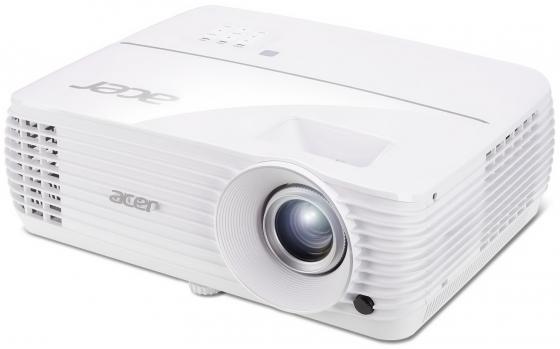 лучшая цена Проектор Acer V6810 3840x2160 2200 люмен 10000:1 белый
